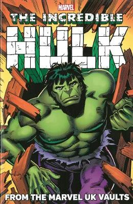 Hulk: From the UK Vaults (Paperback)