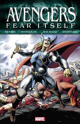 Fear Itself: Avengers (Paperback)