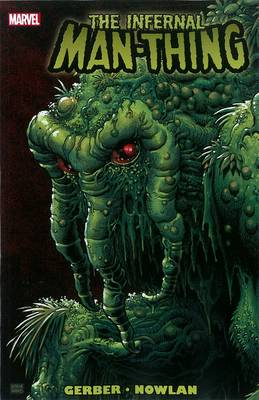Infernal Man-thing (Paperback)