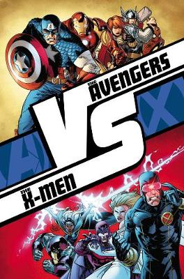 The Avengers vs. X-Men (Paperback)