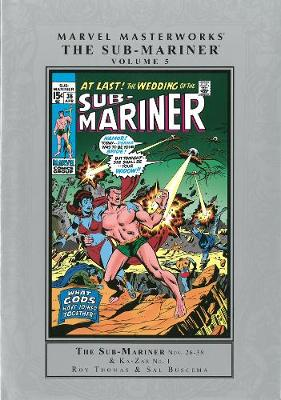 Marvel Masterworks: the Sub-Mariner: Volume 5 (Hardback)