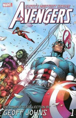 Avengers: Complete Collection Volume 1 (Paperback)