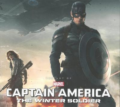 Marvel's Captain America: Winter Soldier: the Art of the Movie Slipcase (Hardback)