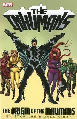Inhumans: Origin of the Inhumans (Paperback)