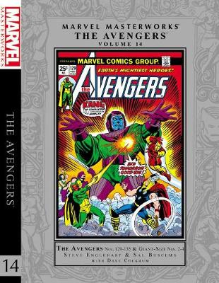 Marvel Masterworks: the Avengers: Volume 14 (Hardback)