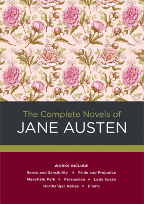 Cover The Complete Novels of Jane Austen
