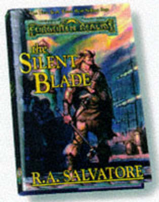 The Silent Blade - Forgotten Realms S. (Hardback)