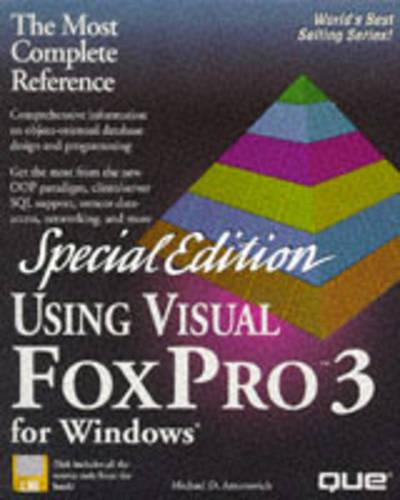 Using Foxpro for Windows Special Edition (Mixed media product)