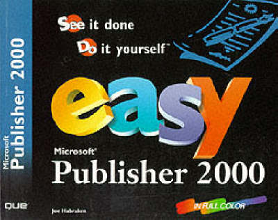 Easy Microsoft Publisher 2000 - Easy (Paperback)