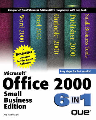 Microsoft Office 2000: Small Business Edition 6-in-1 - 6-in-1 (Paperback)