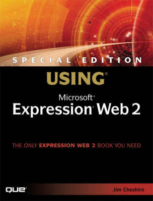 Special Edition Using Microsoft Expression Web 2 (Mixed media product)