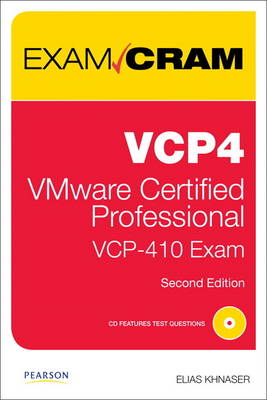 VCP4 Exam Cram: VMware Certified Professional (Mixed media product)