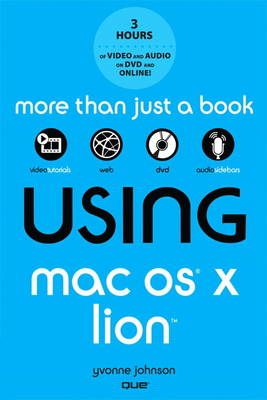 Using Mac OS X Lion (Mixed media product)