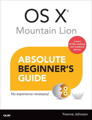OS X Mountain Lion Absolute Beginner's Guide (Paperback)