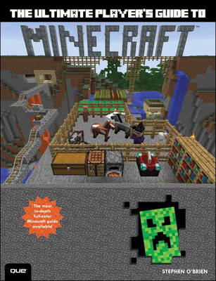 The Ultimate Player's Guide to Minecraft (Paperback)