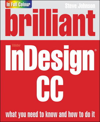 Brilliant Adobe InDesign CC (Paperback)