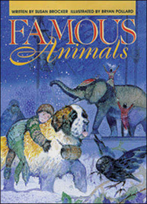 Famous Animals: All the World's a Stage - Literacy Links Chapter Books (Paperback)