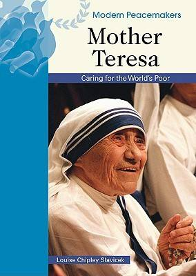 Mother Teresa - Modern Peacemakers (Hardback)