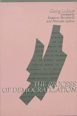 The Process of Democratization - SUNY Series in Contemporary Continental Philosophy (Paperback)