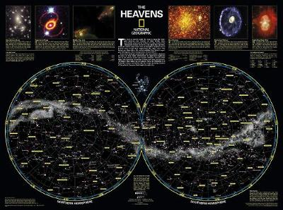 The Heavens (Sheet map)