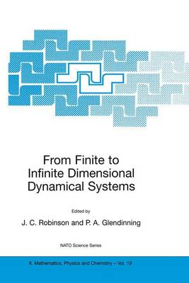 From Finite to Infinite Dimensional Dynamical Systems: Proceedings of the NATO Advanced Study Institute, Cambridge, UK, 21 August-1 September 1995 - NATO Science Series II v. 19 (Paperback)