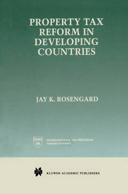 Property Tax Reform in Developing Countries (Hardback)