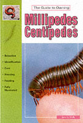 The Guide to Owning Millipedes and Centipedes - The guide to owning series (Paperback)