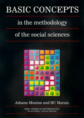Basic Concepts: The Methodology of the Social Sciences (Paperback)