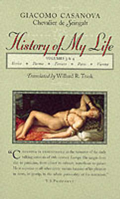 History of My Life: v.3 & 4 (Paperback)