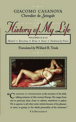 History of My Life: v.11 & 12 (Paperback)