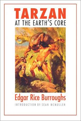 Tarzan at the Earth's Core - Bison Frontiers of Imagination (Paperback)