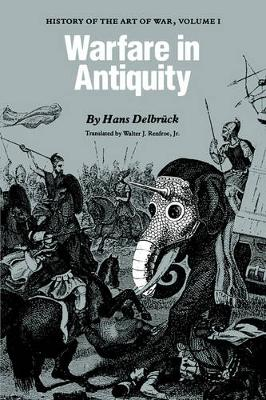 Warfare in Antiquity: V. 1: History of the Art of War - Twentieth Century Fund Book (Paperback)