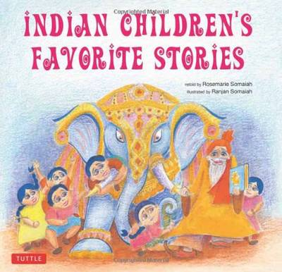 Indian Children's Favourite Stories (Hardback)