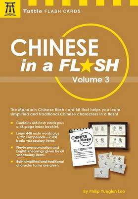 Chinese in a Flash: v. 3 (Cards)