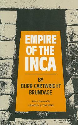 Empire of the Inca (Paperback)