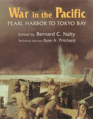 War in the Pacific: Pearl Harbor to Tokyo Bay (Paperback)