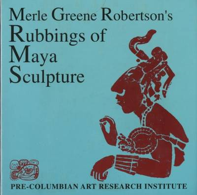 Rubbings of Maya Sculpture (CD-ROM)