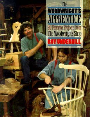 "The Woodwright's Apprentice: Twenty Favorite Projects Fron ""the Woodwright's Shop"" (Paperback)"