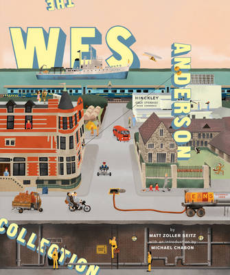 The Wes Anderson Collection (Hardback)