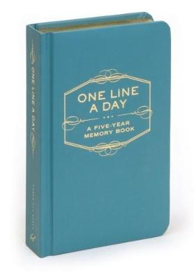 One Line a Day: A Five Year Memory Book (Diary)