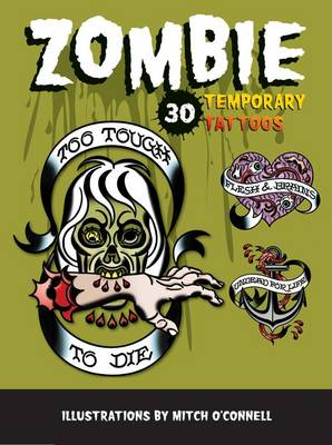 Zombie Temporary Tattoos (Other merchandise)