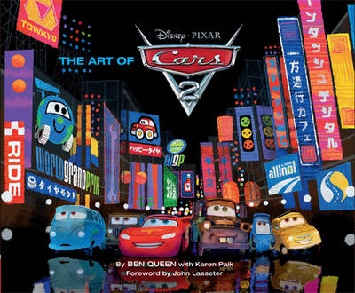The Art of Cars 2 (Hardback)