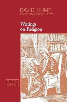 Writings on Religion (Paperback)