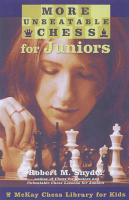Chess for Juniors (Paperback)