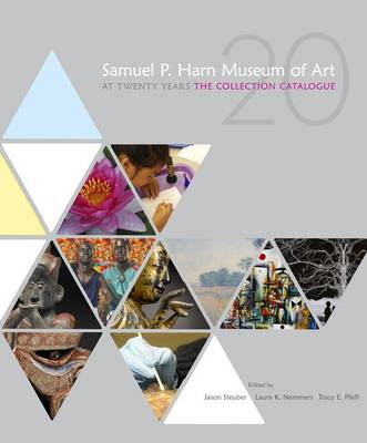 Samuel P. Harn Museum of Art at Twenty Years: The Collection Catalogue (Hardback)