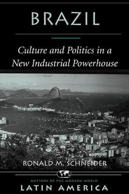 Brazil: Culture and Politics in a New Industrial Powerhouse (Paperback)