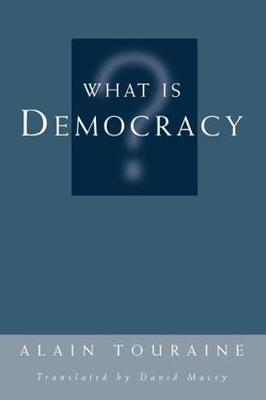 What is Democracy? (Paperback)