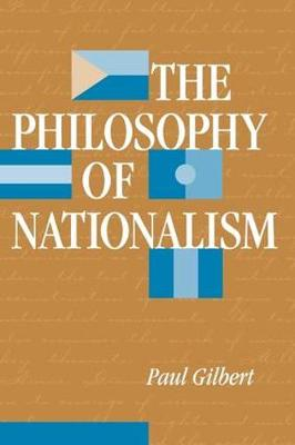 The Philosophy of Nationalism (Paperback)