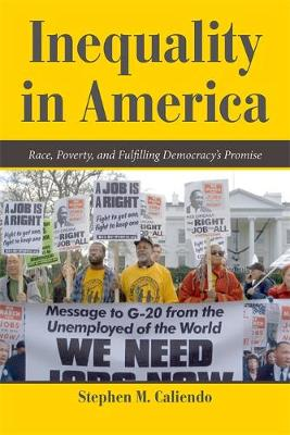 Inequality in America: Race, Poverty, and Fulfilling Democracy's Promise - Dilemmas in American Politics (Paperback)