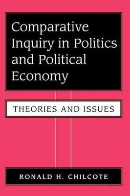 Comparative Politics: An Introduction to Theories, Concepts and Ideas (Paperback)